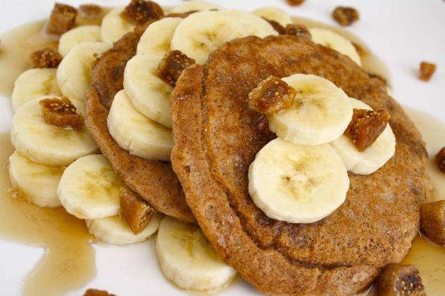 Biscoff Cookie Pancakes 2