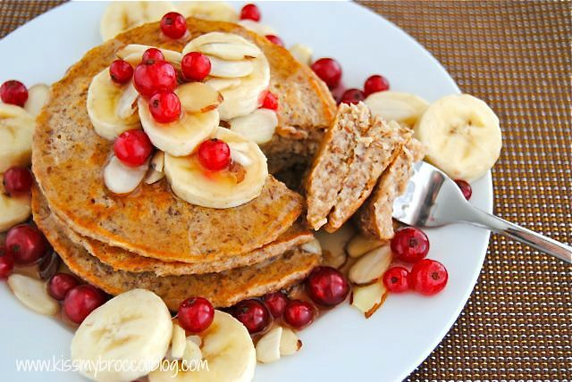 Greek Yogurt Pancakes - 8