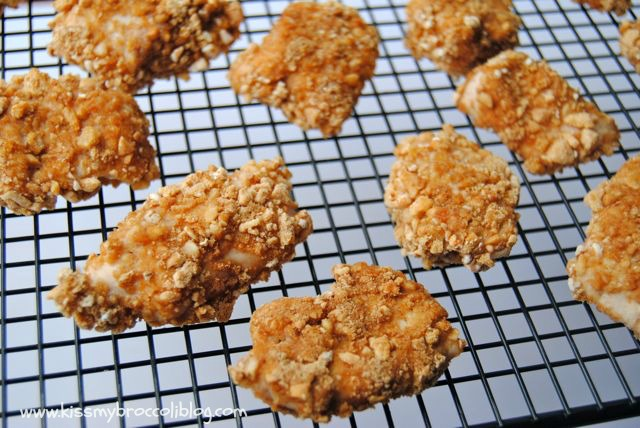 PB Chicken Nuggets - 05