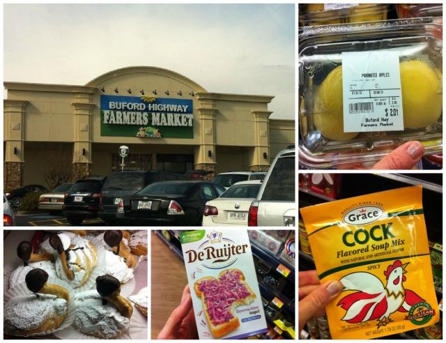 Buford Farmers Market