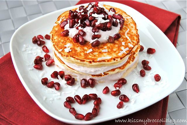 Coconut Cauliflower Pancakes 1