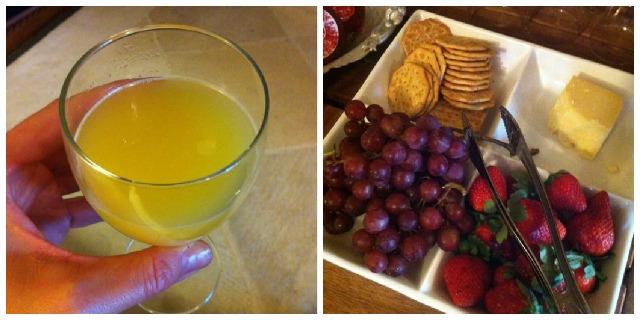 Mimosa & Spa Eats