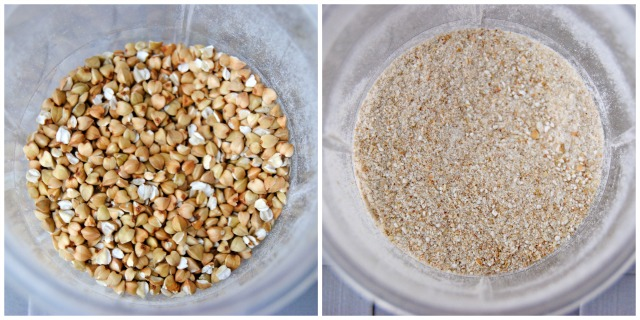 Buckwheat Groats & Flour