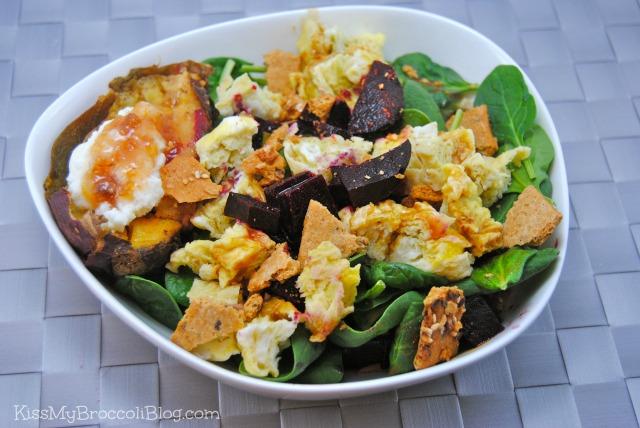 Clean Out the Fridge Salad