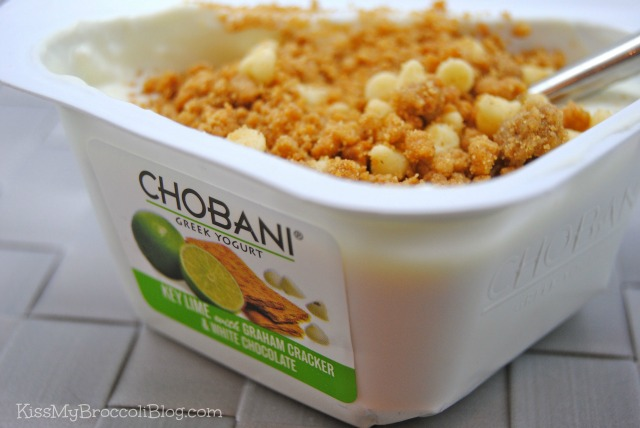 Key Lime Chobani Flip