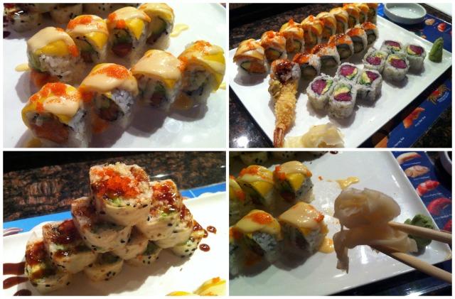 Marvelous Sushi