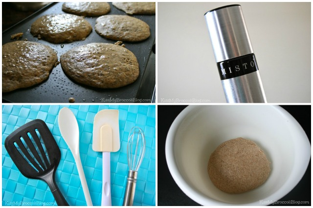 Pancake Making - Utensils