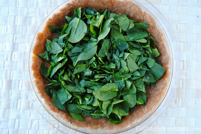 Quiche Spinach
