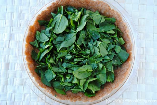 Quiche Spinach