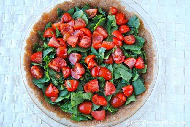 Quiche Tomatoes