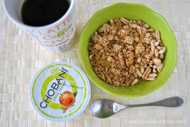 Chobani Apple