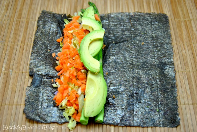 Sushi Pre-Roll