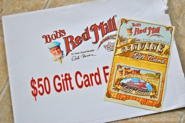 Blend 2013 Bob's Redmill Gift Card