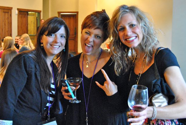Blend 2013 Heather, Laura, Lindsay