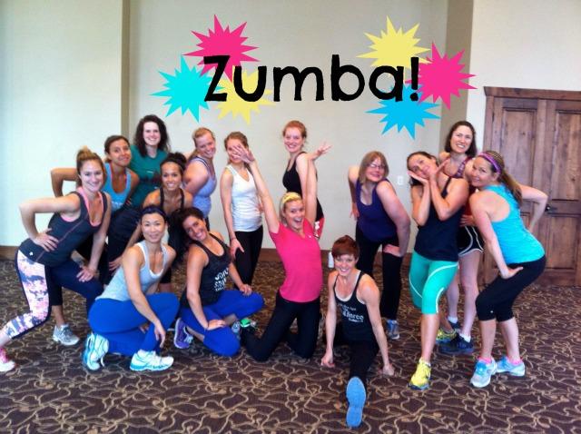 Blend 2013 Zumba