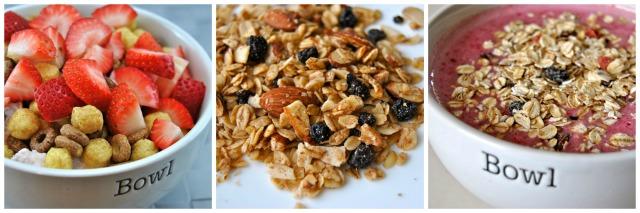 Cereal, Granola, Muesli