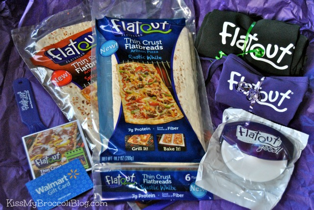FlatOut Flatbreads Package