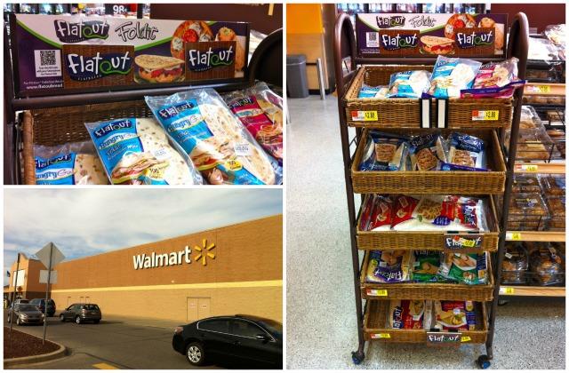 Flatout Walmart