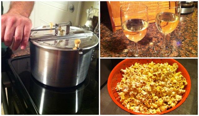 Popcorn & Wine