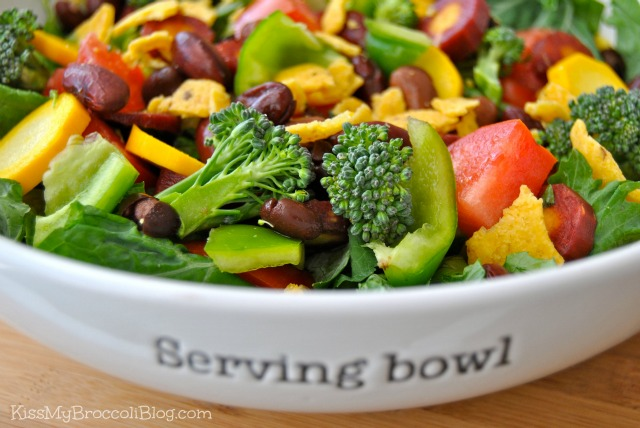 Serving Bowl Salad