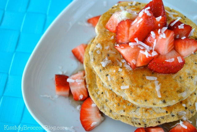 Coconutty Protein Pancakes 2