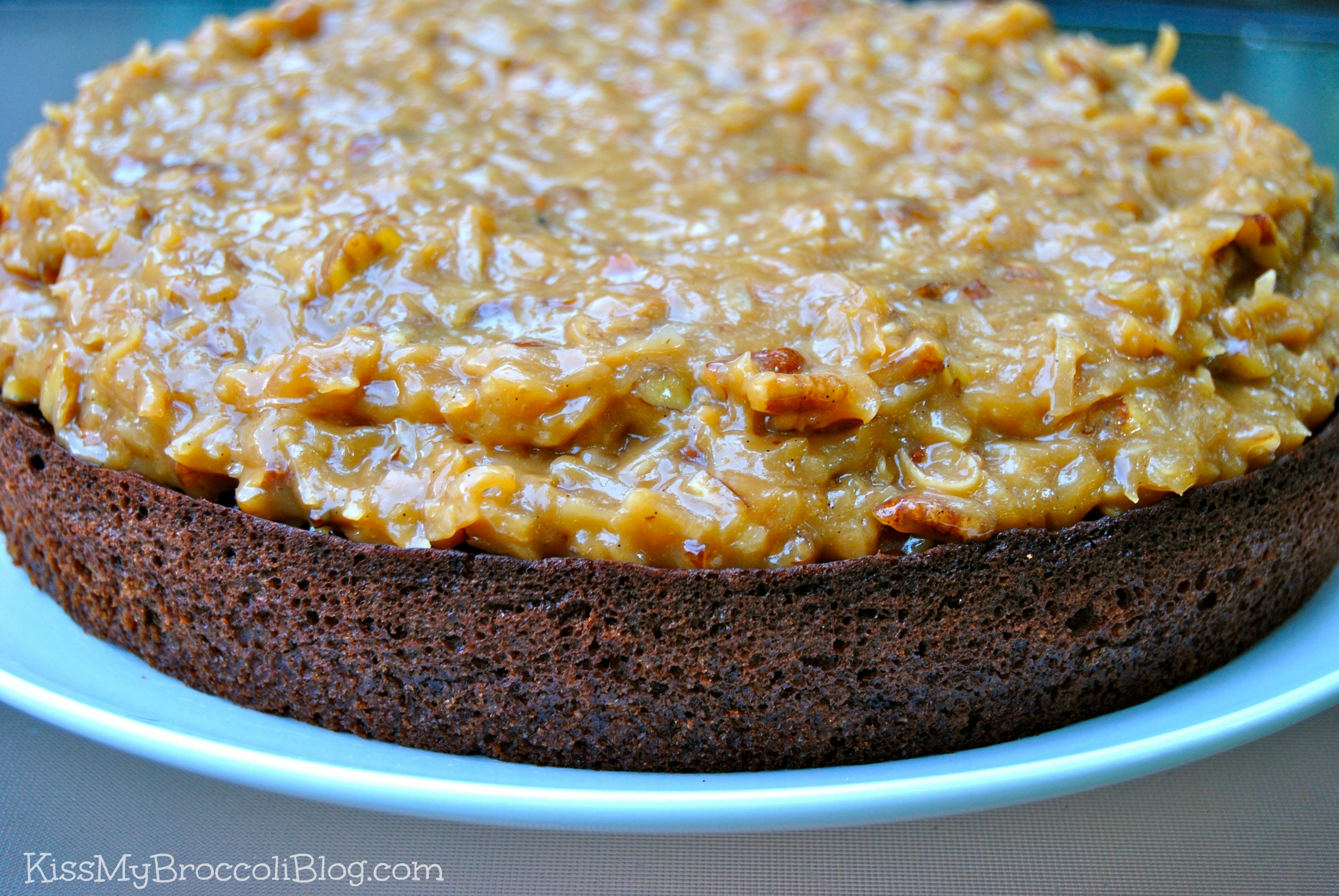 German Chocolate Cake 3
