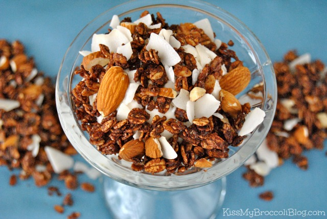 Almond Joy Granola 4
