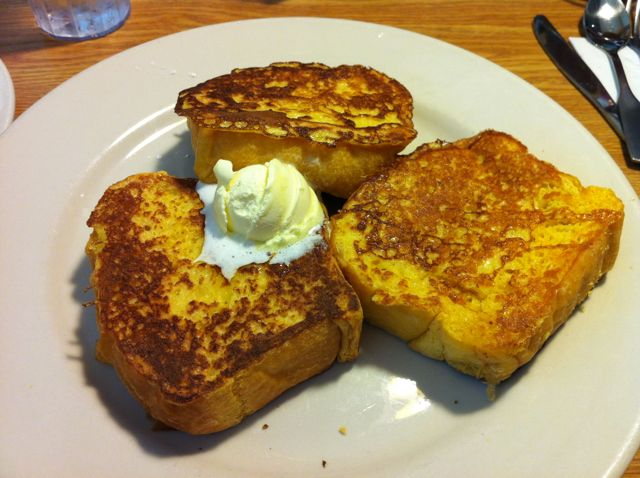 Perkins Brioche French Toast