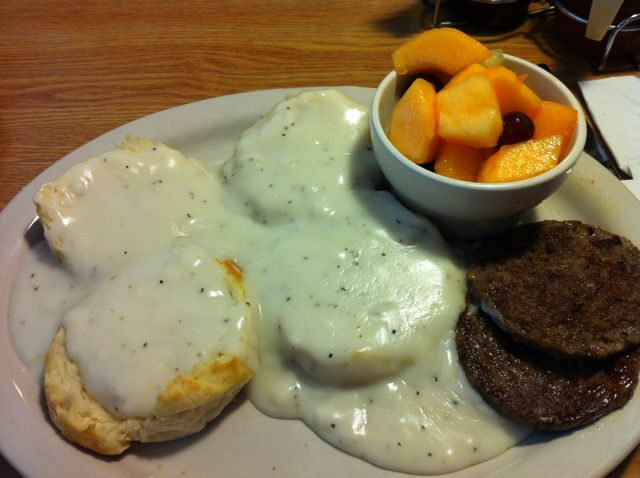 Perkins Biscuits & Gravy