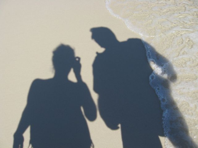 Vacation: The Man-Friend and Me