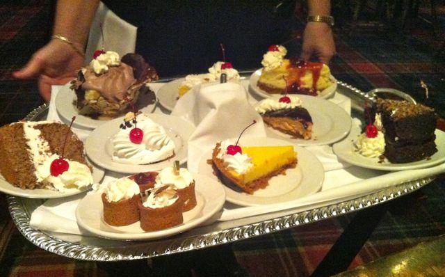 Vacation Desserts
