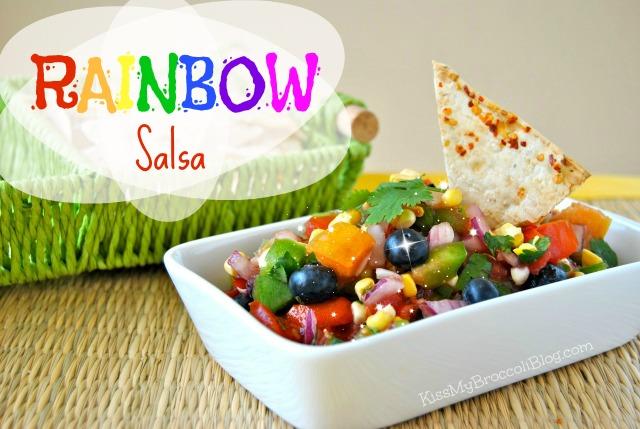 Rainbow Salsa Title