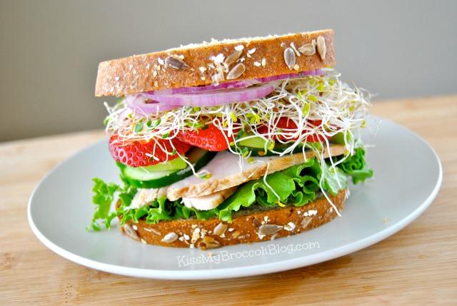 The Californian Sandwich
