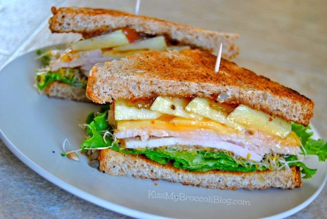 The Chelsea Sandwich.