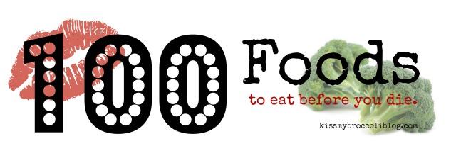 100 Foods List