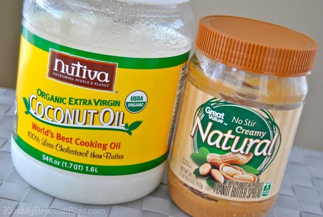 Coconut Oil & Peanut Butter