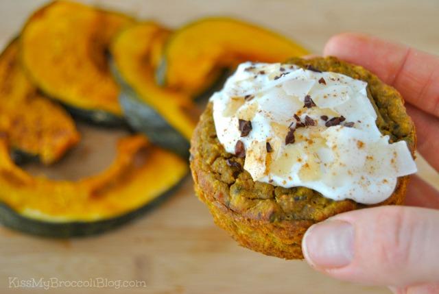 Kabocha Muffins