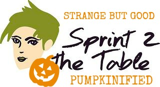 Strange but Good Pumpkinified