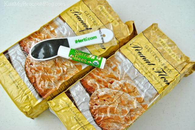 iHerb Peanut Flour