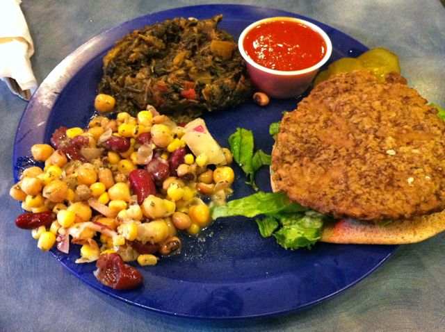 Calypso Cafe - Greens, Beans, & Burger