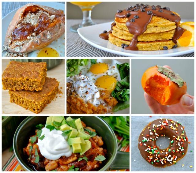 Currently November Food