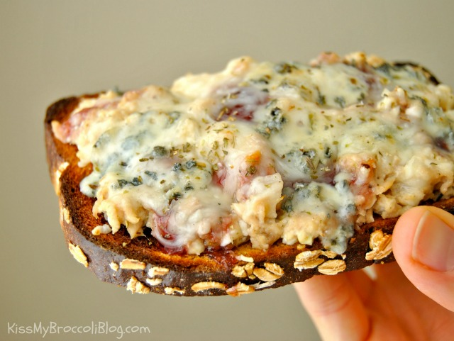 Drunken Tuna Melt - My latest #strangebutgood addiction! www.kissmybroccoliblog.com