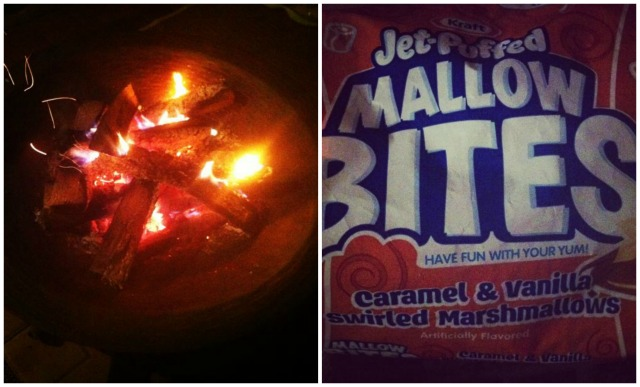 Fire & Marshmallows