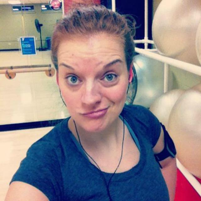 Gym Selfie