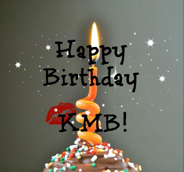 Happy Birthday KMB