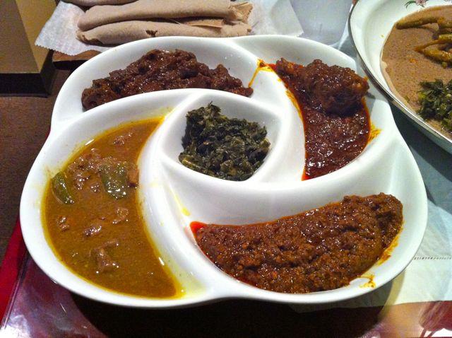 Mesob Ethiopian Meat