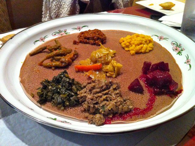 Mesob Ethiopian Veggie