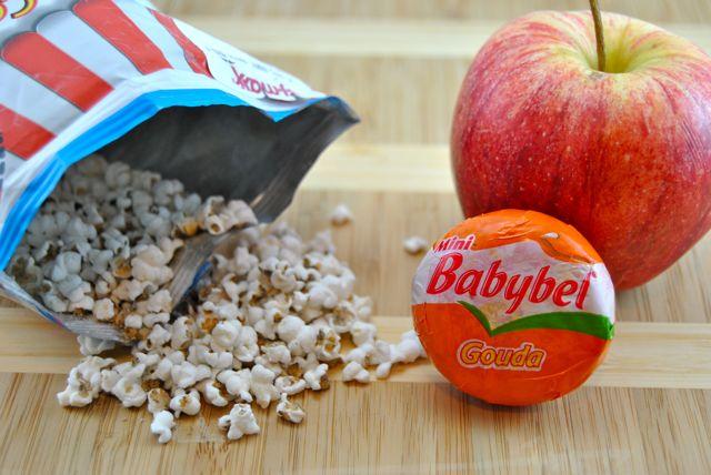 Mini Pops + Apple + Cheese