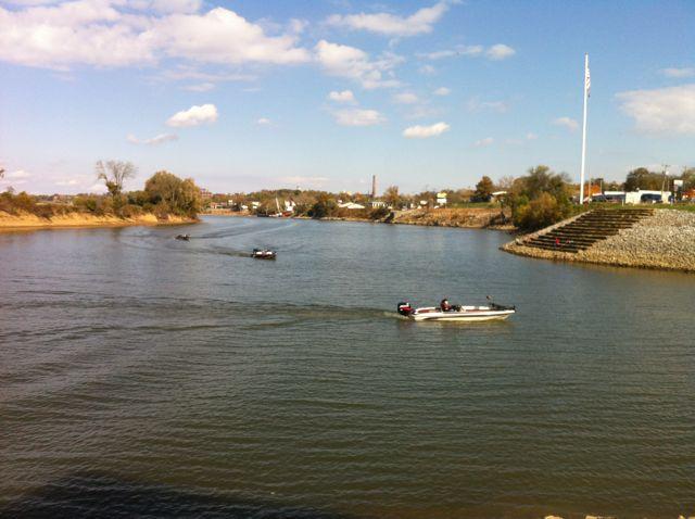 Park - River