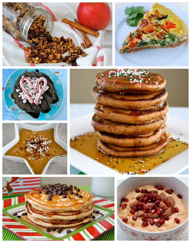 Christmas Breakfast Roundup